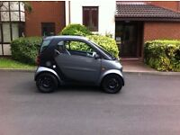 SMART CAR 700 CITY PURE AUTO (ONLY (35232 MILES)