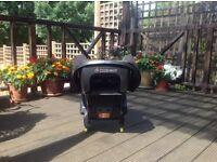 Maxi-Cosi Priorifix Isofix/forward-facing toddler car seat/9-18kg