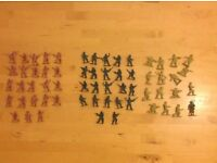 Plastic Toy Soldiers 50p for the lot