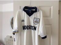 Spurs Umbro Replica Football shirt, 1994/95 season.