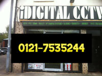 cctv cameras full systm ALL COMES with warranty ahd hd ip call for details