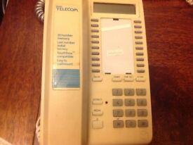 Bt Corded telephone.