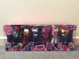 My Little Pony - 6 inch Power Ponies - New in box