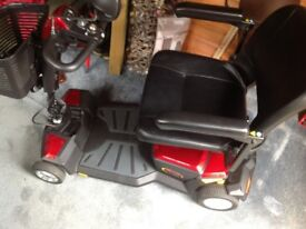 pride apex rapid mobility scooter fits most car boots