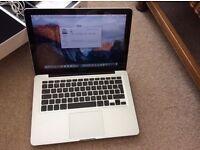 Macbook Pro 2011 i5 8gb ram 320gb hdd