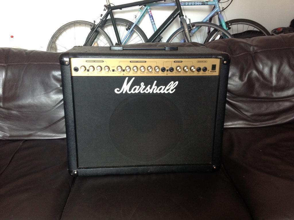 Marshall G80R CD Guitar Amp