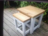 NEXT HALFORD NEST OF TABLES