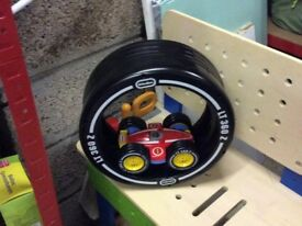 Little tikes tire twister, like new