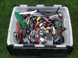 Large Storage box of mixed lego