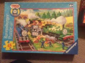 Thomas the Tank Engine 48 piece jigsaw. Excellent condition