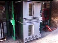 DOUBLE DECK OVEN CATERING FASTFOOD PIZZA BREAD ROTI COMMERCIAL LAHMACUN RESTAURANT KITCHEN CAFE