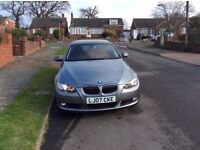 BMW 330D COUPE, 67k, FSH, Xenons, Red Leather, PDC, Paddles, Excellent Condition, 318d 320d 325d