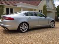 Jaguar XF 3.0 TD V6 Auto Premium Luxury 4 door saloon