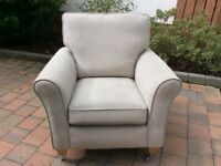 Wardens Upholstered Armchair - £220 ONO