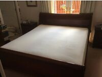 And So To Bed Super King Sleigh Bed