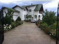 House for sale in Romania, Targoviste, Aleea Manastirii- 45minutes from Bucharest