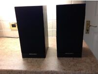 Hi- fi speakers