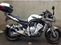 Fazer fzs 1000 exup in immaculate condition