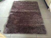 Next Radiance rug mink
