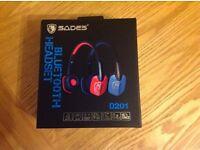 Bluetooth headset (Sades)