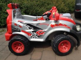 Kids electric ride-on car