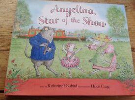ANGELINA'S STORYBOX - BOXED SET