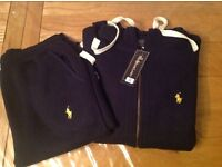 FOR SALE- RALPH POLO FULL TRACKSUITS