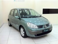 Renault Scenic 1.6 VVT Dynamique 5dr - 12 Month MOT - Low Mileage - Panoramic Electric Glass Roof