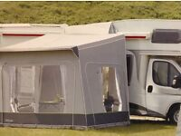 ISABELLA STAND-ALONE AWNING FOR A MOTORHOME