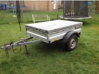 Brenderup 1170 a trailer for sale aluminium