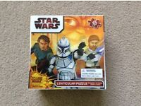 Star Wars Lenticular Puzzle (New in sealed box)