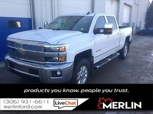 2015 Chevrolet SILVERADO 2500HD LTZ PST PAID