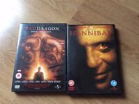 Hannibal lecture dvds