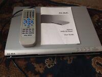 ALBA DVD/CD PLAYER