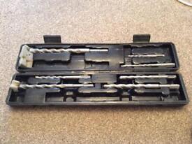 JCB drill bits