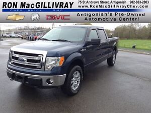 2013 Ford F-150 XLT..$181 Bi-Weekly..5.0L..Crew Cab..Low KM's