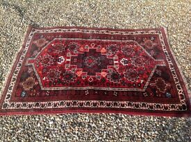 Persian carpet rug from John Lewis approx 6ft x 4ft