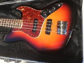Fender USA jazz bass guitar