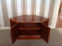 Rose wood TV Cabinet