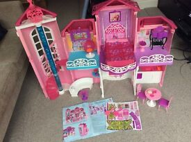 Barbie Malibu house - excellent condition, very well looked after.