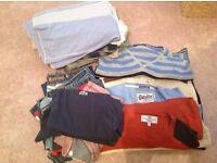 Men's clothes bundle size Large inc Next, Zara, River Island