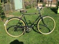 Vintage men's Philips bicycle