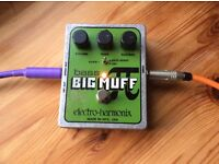 Electro Harmonix Big Muff Bass Pi
