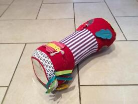 Mamas & Papas tummy time interactive roller