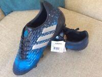 Adidas Predator Malice FG Rugby / Football Boots New UK 12
