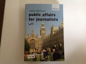 Collection of Journalism Text books