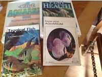 Free Aquarium Books