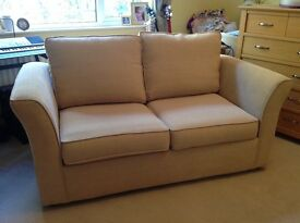 Double sofa bed - as new - £100