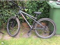 GT CHUCKER track bike.good condition,great fun