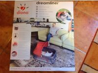 BRAND NEW UNOPENED BOX DIONO DREAMLINER BABY BASSINET